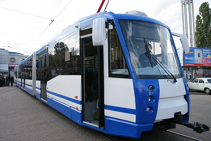 Новосибирскому трамваю - 80 лет!